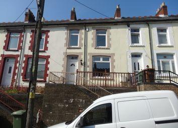 Thumbnail 3 bedroom terraced house to rent in Tennyson Terrace, Brithdir, New Tredegar