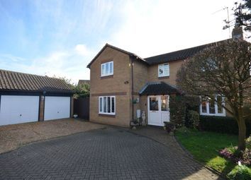 4 bed detached house for sale in Macon Close, Duston, Northampton NN5