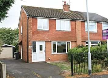 Thumbnail 3 bed semi-detached house for sale in Marriott Road, Sandbach