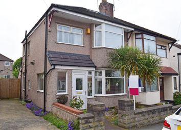 Thumbnail 4 bed semi-detached house for sale in Westbourne Road, Wallasey, Merseyside