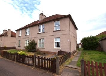 Thumbnail 1 bedroom flat for sale in White Avenue, Leven