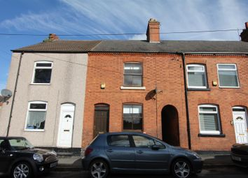 Thumbnail 2 bed terraced house for sale in Stanley Street, Barwell, Leicester