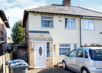 Thumbnail 2 bed terraced house for sale in Matlock Road, Acocks Green, Birmingham, West Midlands