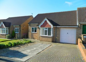 Thumbnail 2 bed semi-detached bungalow to rent in Shardloes, Branston, Lincoln