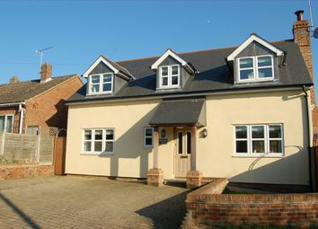 Thumbnail 3 bed detached house to rent in Meadow View, Robin Hood Road, Elsenham