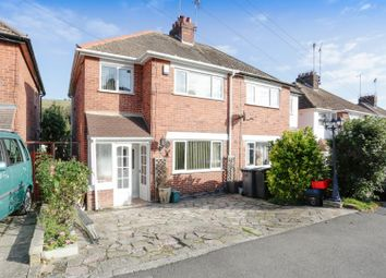 Thumbnail 3 bed semi-detached house for sale in Markland Road, Dover