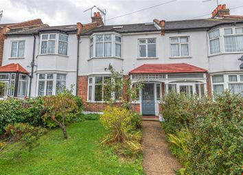 Thumbnail 3 bed terraced house for sale in Drayton Road, London
