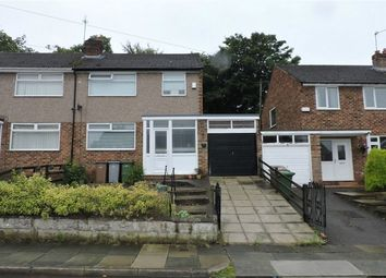 Thumbnail 3 bed semi-detached house to rent in Dudley Close, Oxton, Prenton
