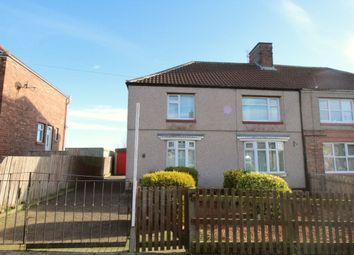 Thumbnail 3 bed semi-detached house for sale in Peel Avenue, Trimdon Grange, Trimdon Station