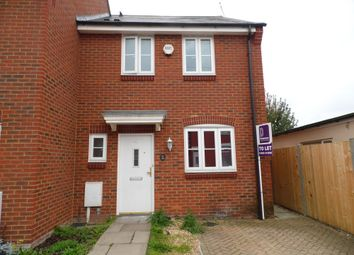 Thumbnail 3 bed semi-detached house to rent in Acorn Park, Cranford Road, Burton Latimer, Kettering