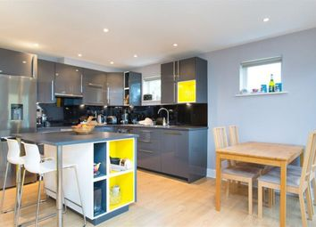 Thumbnail 2 bed flat to rent in Rochelle Close, London