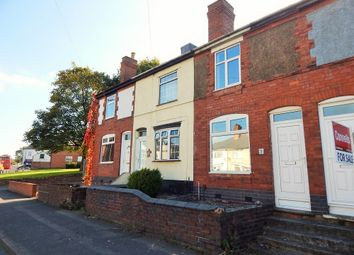 Thumbnail 3 bed terraced house for sale in Station Road, Rushall, Walsall