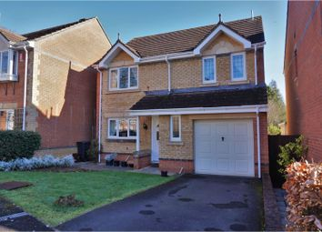 Thumbnail 4 bed detached house for sale in Poppy Close, Yeovil
