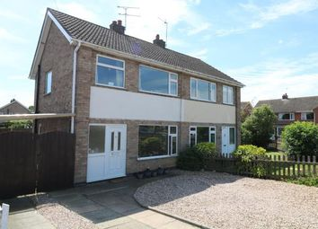 3 bed semi-detached house for sale in Riddington Road, Littlethorpe, Leicester, Leicestershire LE19