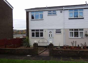 Thumbnail 3 bed semi-detached house for sale in Jubilee Crescent, Shildon