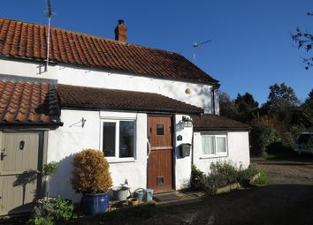 Thumbnail 2 bed cottage for sale in Mill Row, Blackborough End, King's Lynn