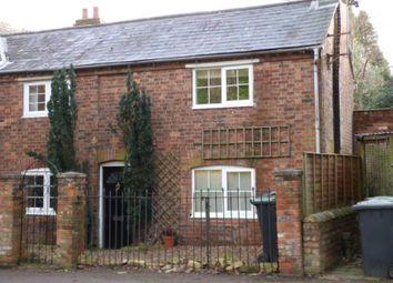 29 West Hill, Aspley Guise, Milton Keynes, Bedfordshire MK17. 2 bed end terrace house for sale