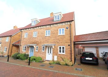 Thumbnail 4 bed semi-detached house for sale in Sandringham Lane, Polegate, East Sussex