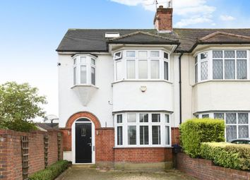 Thumbnail 4 bed end terrace house for sale in Uplands Road, East Barnet