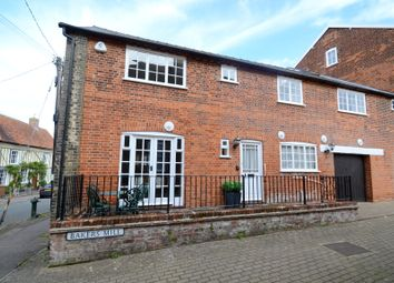 Thumbnail 3 bed semi-detached house for sale in Prentice Street, Lavenham, Sudbury