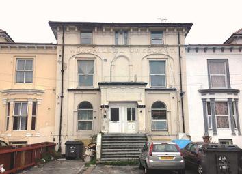 Thumbnail Studio for sale in Basement Flat, Folkestone Road, Dover, Kent