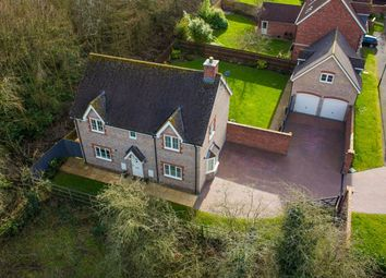 Thumbnail 4 bed detached house for sale in Glebe Farm Close, Collingtree, Northampton
