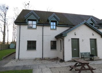 Thumbnail 2 bed flat for sale in Teaninich Paddock, Teaninich, Alness