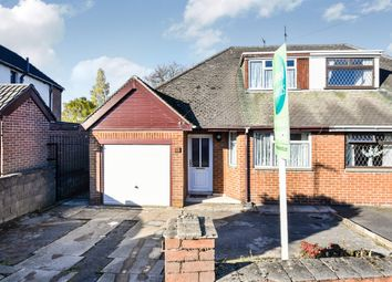 Thumbnail 1 bed semi-detached bungalow for sale in Over Lane, Belper