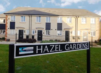 Thumbnail 2 bed terraced house for sale in Hazel Gardens, Harwell, Didcot