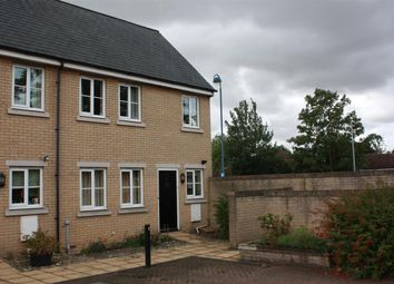 Thumbnail 3 bedroom end terrace house to rent in Freeman Terrace, Ramsey, Huntingdon