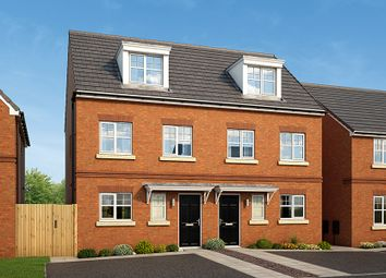 "Thumbnail 3 bed property for sale in ""The Kepwick At St Williams Place"" at Station Road, Birkenhead"