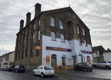Thumbnail Commercial property for sale in The Old Bakery, 277, Gillingham Road, Gillingham, Kent