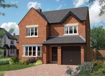 "Thumbnail 4 bed detached house for sale in ""The Durham"" at Haygate Road, Wellington, Telford"