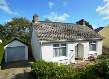 Thumbnail 3 bed bungalow for sale in Treliever Road, Mabe Burnthouse, Penryn