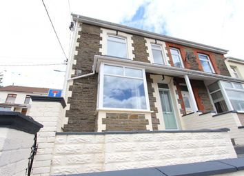 Thumbnail 3 bed terraced house for sale in Bryngwyn Street, Porth -, Porth