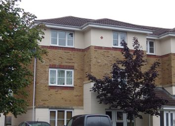 Thumbnail 2 bedroom flat for sale in 37 Coed Celynen Drive, Abercarn, Newport.