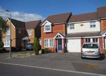 Thumbnail 3 bed semi-detached house to rent in The Beeches, Bradley Stoke, Bristol