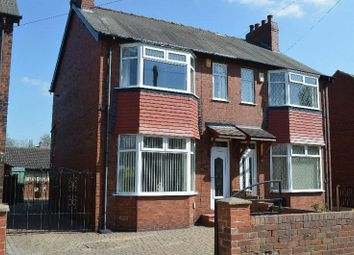 Thumbnail 3 bed semi-detached house for sale in Aketon Road, Cutsyke, Castleford