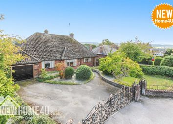 Thumbnail 3 bed detached bungalow for sale in Mold Road, Mynydd Isa, Mold