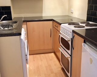 Thumbnail 2 bed flat to rent in Bewsey Street, Warrington
