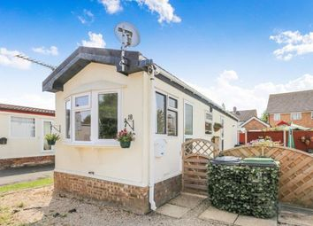 Thumbnail 1 bedroom mobile/park home for sale in Long Close, Station Road, Lower Stondon, Henlow