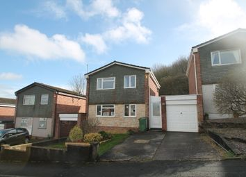 Thumbnail 3 bed link-detached house for sale in Powderham Road, Plymouth