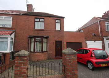 Thumbnail 2 bed semi-detached house to rent in Stakeford Lane, Stakeford, Choppington