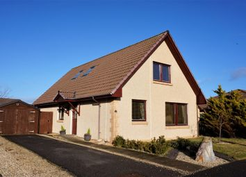 Thumbnail 4 bed detached house for sale in Sutors Park, Nairn