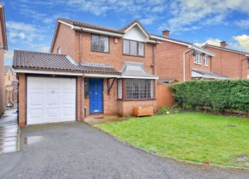 Thumbnail 3 bed terraced house for sale in Grovefields, Leegomery