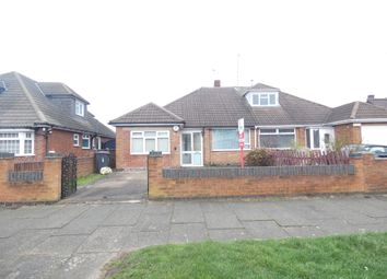 Thumbnail 3 bed semi-detached bungalow to rent in Lanesborough Road, Belgrave, Leicester