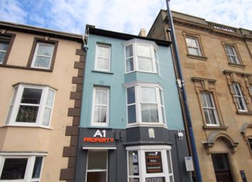 Thumbnail 2 bedroom flat to rent in Baker Street, Aberystwyth