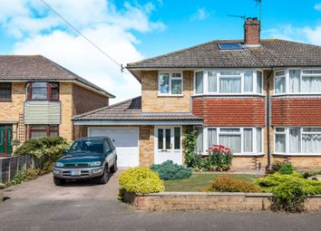 Thumbnail 4 bedroom semi-detached house for sale in Plumstead Road East, Norwich