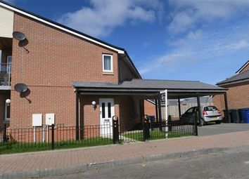 Thumbnail 2 bed flat to rent in Cherry Tree Walk, Cleadon Vale, South Shields