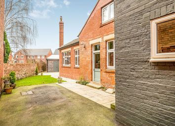 Thumbnail 3 bed semi-detached house for sale in Station Road, Gobowen, Oswestry
